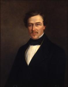 Charles Heidsieck né en 1822, fonde sa Maison de Champagne à 29 ans En 1852, il décide d'exporter sa maison aux Etats-Unis. Premier négoce de champagne à y tenter sa chance.