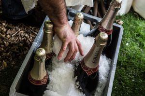 Champagne Collet à Aÿ, près d'Epernay
