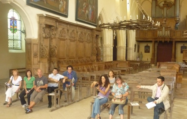 Eglise abbatiale Saint-Pierre