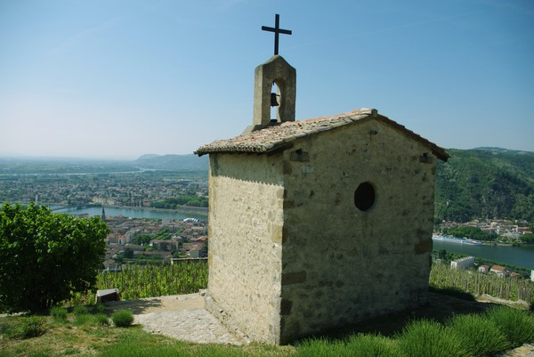 Hermitage, la chapelle