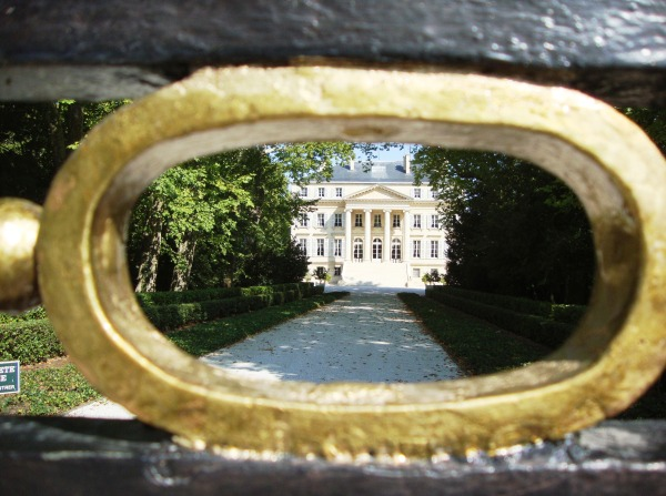 Château Margaux, l'oeil indiscret