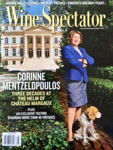 Mentzelopoulos (Corinne) Château Margaux