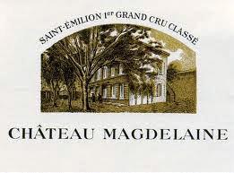 Château Magdelaine Saint-Emilion