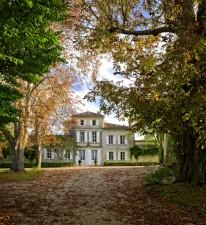 Château Fonroque à Saint-Emilion