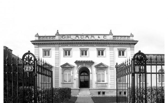 G.H. Mumm à Reims