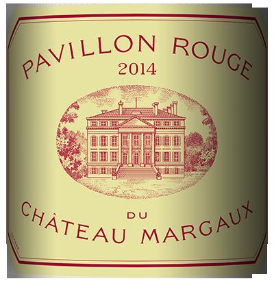Pavillon Rouge (second vin du château Margaux)