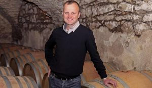 Régis Valentin président du syndicat des vignerons du Pic Saint-Loup