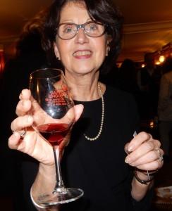 Josiane Casbolt, maire de Saint-Amour-Bellevue