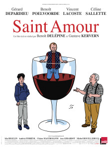 Saint-Amour le film