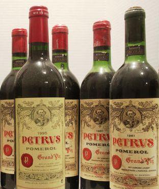 Petrus (Pomerol) Cru hors classe (Bordeaux)