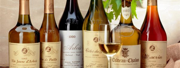 Vin jaune, vin de paille (Jura)