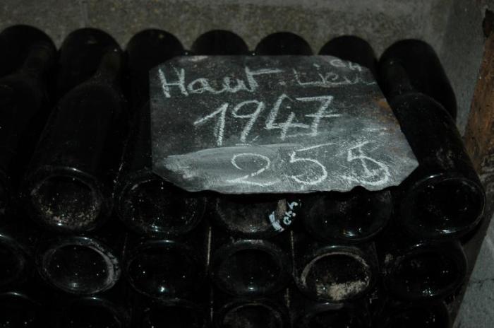 Domaine Huet, 1947, millésime mythique !