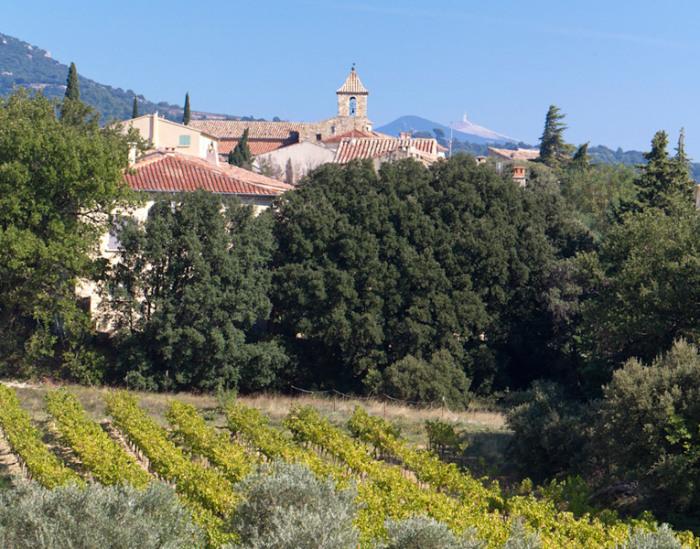 Village de Vacqueyras