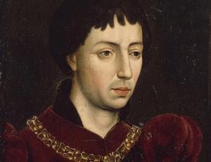 Charles le Téméraire né à Dijon en 1433