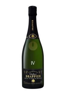Champagne Drappier Quattuor Blanc de Blancs
