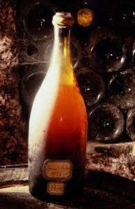 Vin jaune d'Arbois 1774