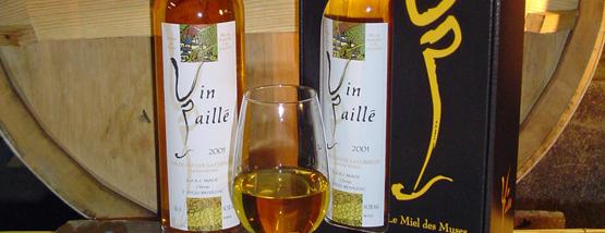 Vin Paillé de Corrèze