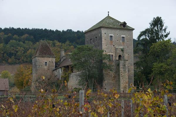 Château de Gevrey-Chambertin
