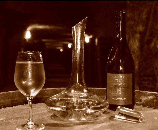 Vin du domaine Huet