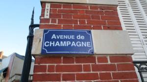 Epernay (capitale du Champagne)