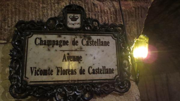 Les caves de la maison de Castellane