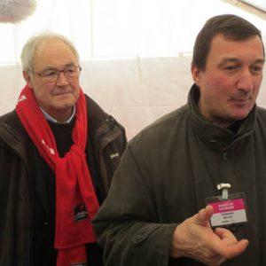 Christophe Bonnefond et Emmanuel Mercier
