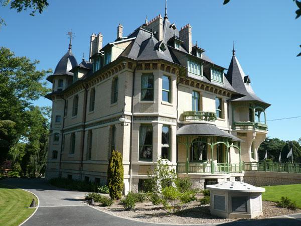 Villa Demoiselle à Reims