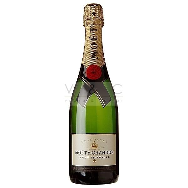 Champagne, top 10 des plus grandes marques de Champagne (d'après Shanken News Daily)