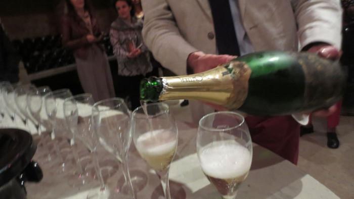 Champagne-Cattier, millesime 1982