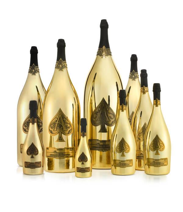 Armand de Brignac, la dynastie des bouteilles