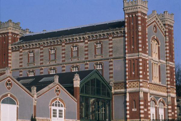 Maison de Champagne Vankren-Pommery à Reims