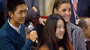 La Pièce du Président 2013 adjugée à une femme d'affaire chinoise