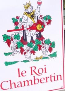 Affiche Roi Chambertin