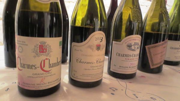 Charmes Chambertin 2013