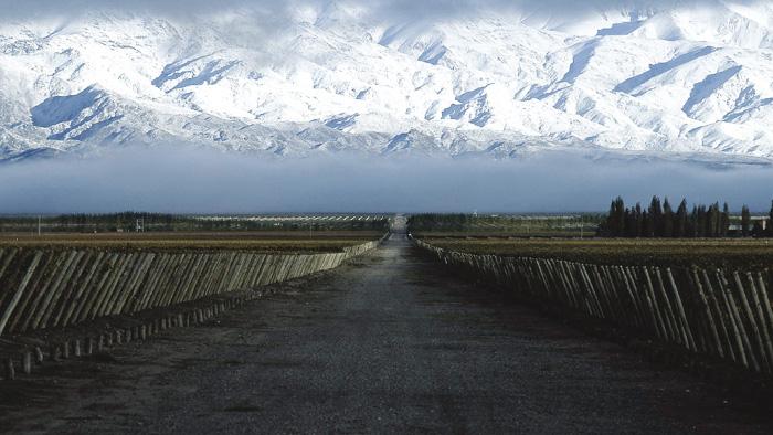 Terrazas de los Landes à Mendoza, Argentine