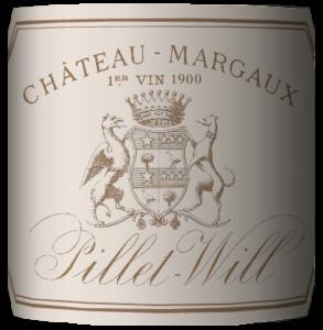 Château Margaux millésime 1900