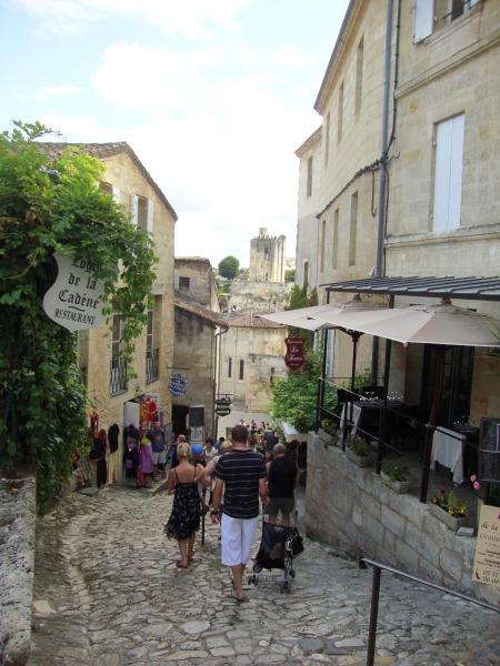 La cité médiévale de Saint-Emilion