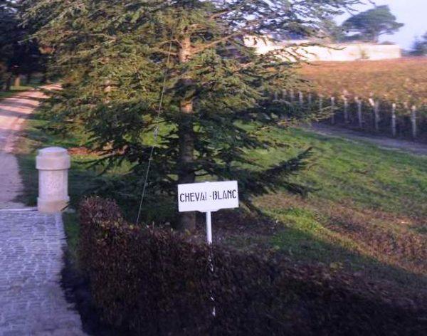 Château Cheval Blanc Saint-Emilion  (Bordeaux)