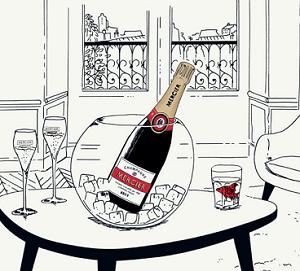 Mercier (Champagne Mercier) Epernay