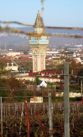 La tour de Castellane