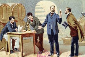 Louis Pasteur « père » de l'œnologie moderne