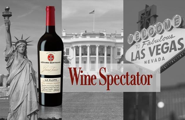 La Clape, dans les pages du magazine américain Wine Spectator