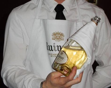 Ruinart, Champagne Blanc de Blanc