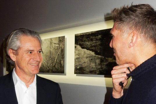 Erwin Olaf et Frédéric Dufour