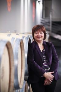 Sandrine Logette-Jardin, chef de caves