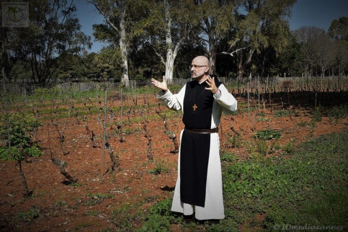 Père abbé de Lérins