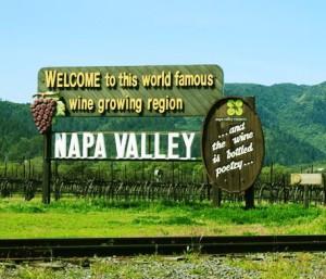 Californie, Napa Valley