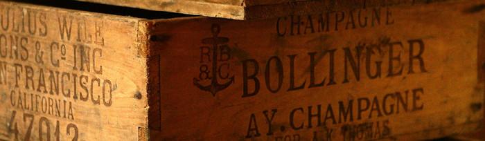 Bollinger caisse