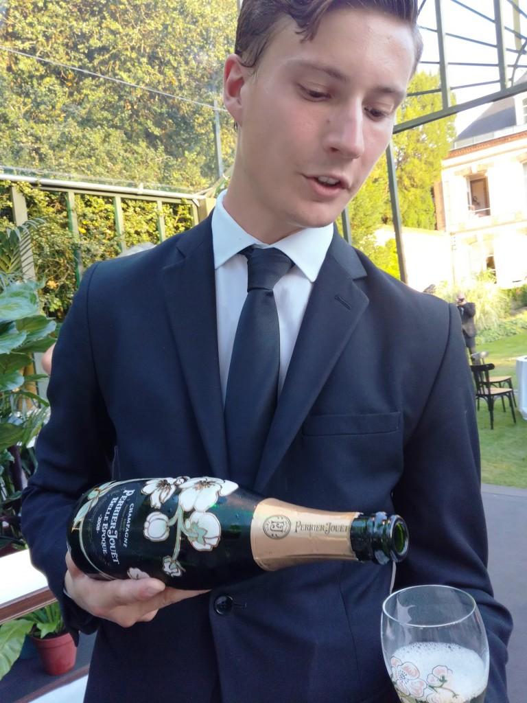 Champagne Belle Epoque 2008