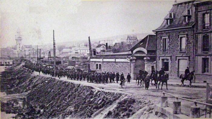 La révolte champenoise de 1911